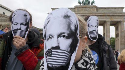 """Experts VN: """"Straf Julian Assange 'disproportioneel'"""""""