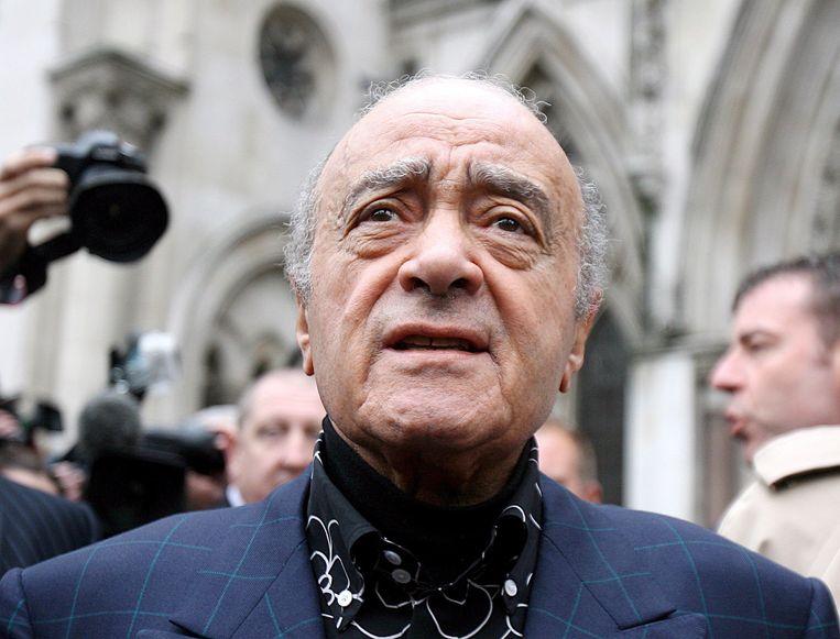 Mohamed Al-Fayed, de vader van Dodi, beweert dat Diana hem vertelde dat ze zwanger was.