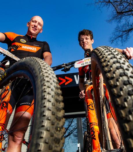 Maarten (28) uit Holten is mountainbikelegende na voltooien trilogie in Nieuw-Zeeland