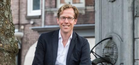 Christophe van der Maat: 'Ik denk dat we vaker bomen gaan kappen'