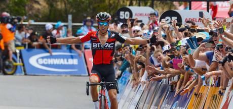 Porte wint rit Down Under, Impey neemt leiderstrui over