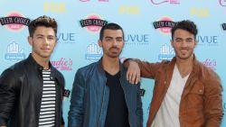 Dan toch geen reünie voor The Jonas Brothers