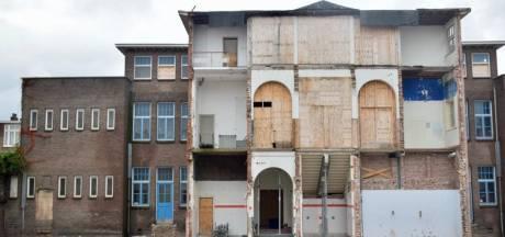 Verbouwing Galvanischool voorlopig stilgelegd