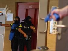 Politie oefent aanslag op middelbare school in Staphorst