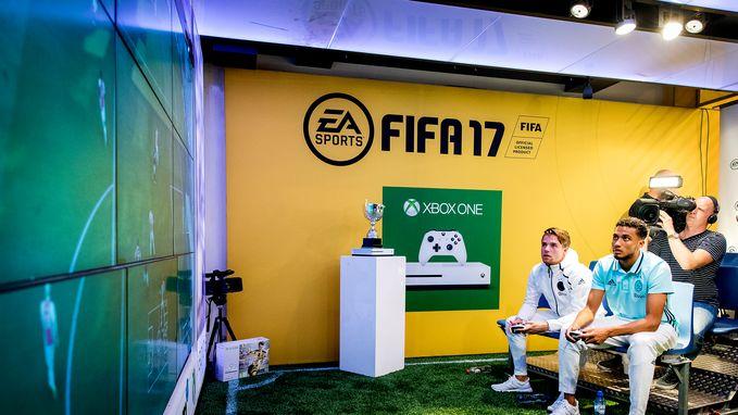 Word jij het Belgisch FIFA 17-talent?