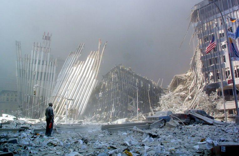 De omstandigheden waaraan de botfragmenten op 11 september 2001 en de dagen daarna werden blootgesteld bemoeilijken de identificatie.