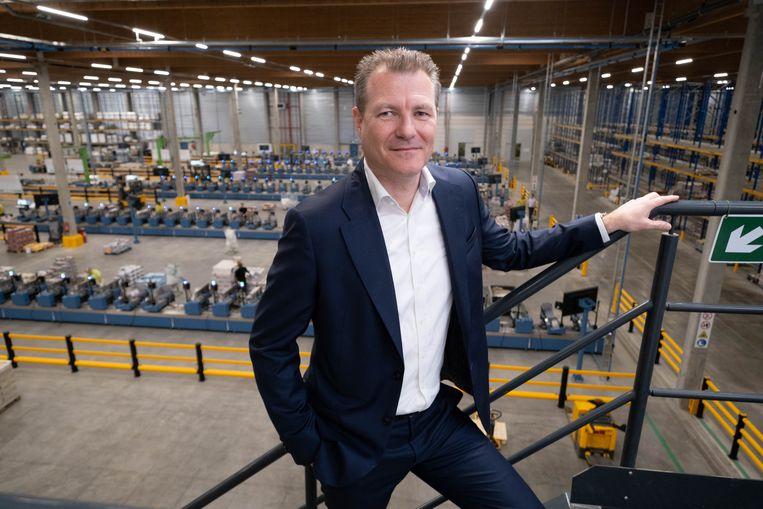 Raf Lambrix, de CEO van BD myShopi