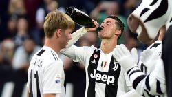 Wie stopt de Turijnse sneltrein? Juventus kroont zich voor 8ste keer op rij tot landskampioen