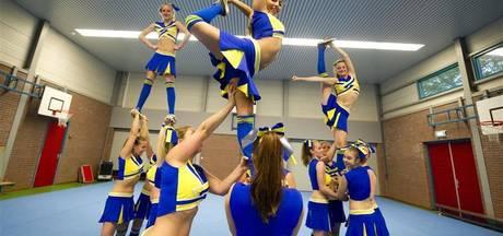 Hellendoornse cheerleaders tweede op EK