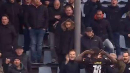 Nederlander wordt racistisch bejegend tijdens match, maar winger geeft 'fans' al snel lik op stuk