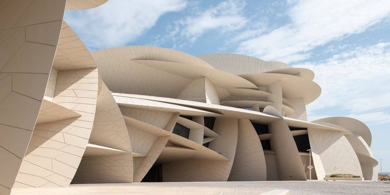 Nationaal Museum Doha (Qatar)