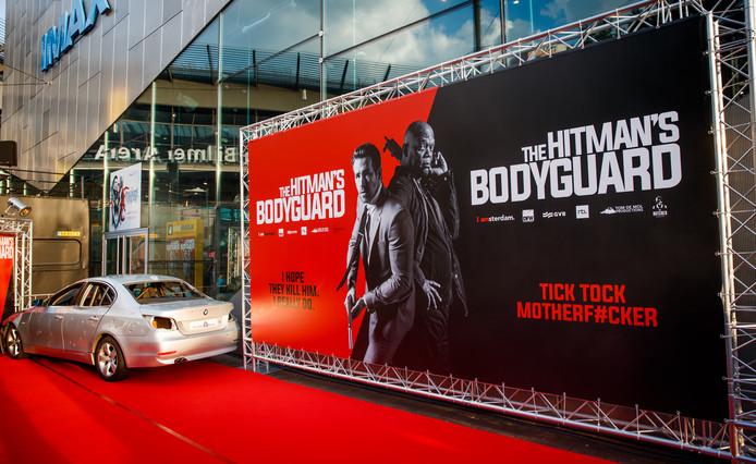 De film The Hitman's Bodyguard zou door 377 personen illegaal zijn binnengehaald via torrents.