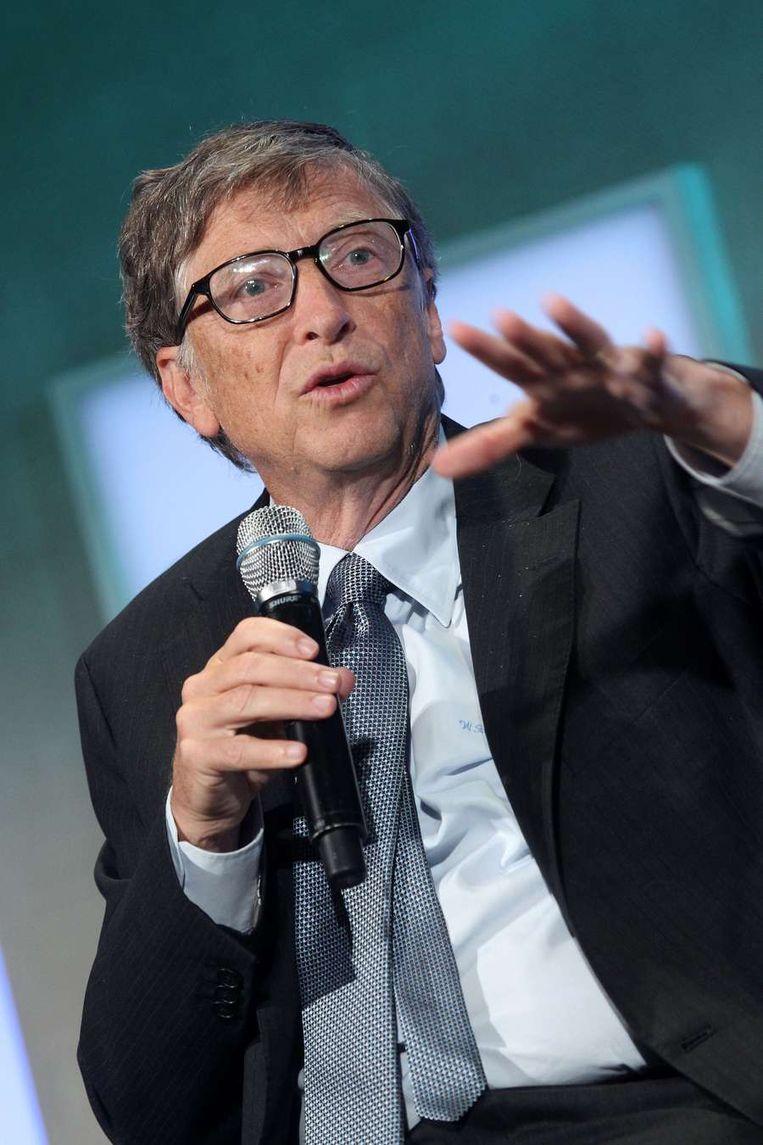 Microsoft-oprichter Bill Gates Beeld ANP