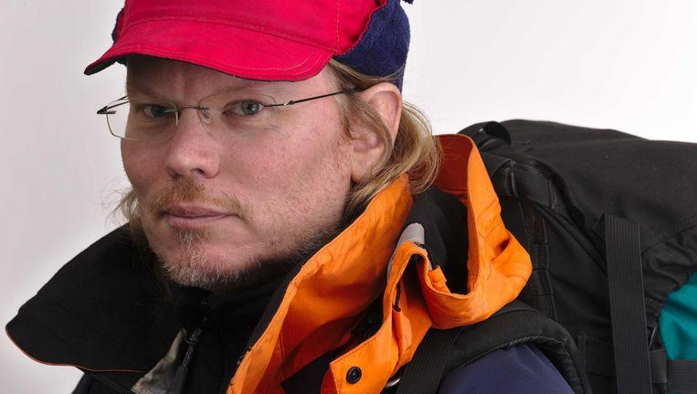 Arjen Kamphuis was op vakantie in Noorwegen om te hiken Beeld Dennis van Zuijlekom