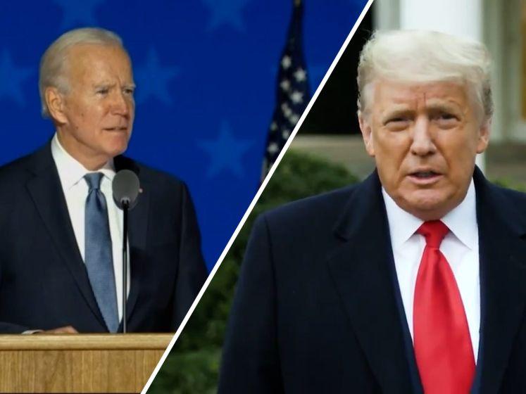 Machtsoverdracht in de VS: wat gebeurde er de afgelopen maanden?