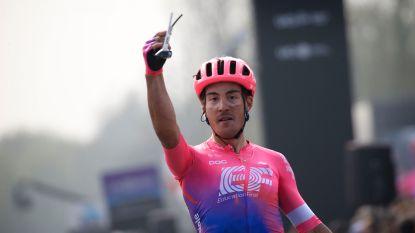 """Bettiol kan dit weekend niet bewijzen dat zijn winst in de Ronde geen toeval was: """"Had wéér kunnen winnen"""""""