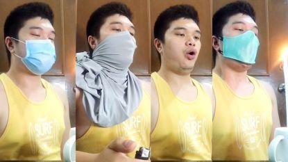Welke mondmaskers zijn het best? Deze zorgverlener deed de test