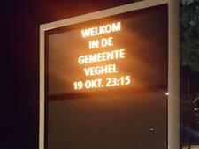 Uhm? Bestaat gemeente Veghel nog steeds?