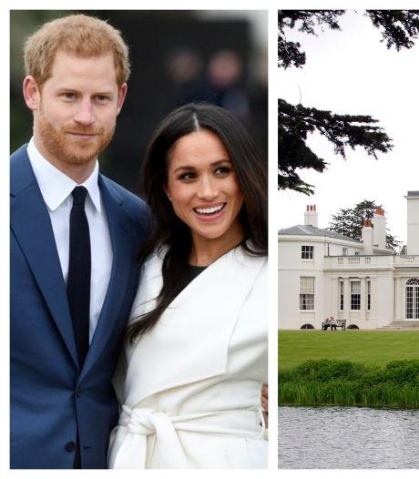 Terugkeer Harry en Meghan naar UK lijkt uitgesloten: 'Prinses Eugenie woont nu in hun huis'