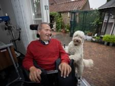 Jan van Hoof uit Veldhoven 'praat' met zijn ogen: Gevangen in je lichaam