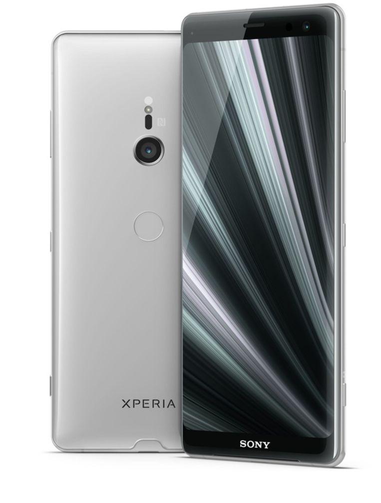 Ook Sony ging overstag voor oled-schermtechnologie met deze Xperia XZ3.