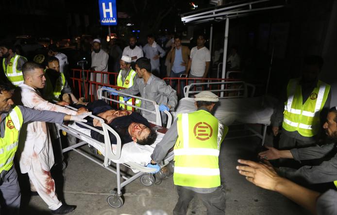 Des témoins font état de dizaines de morts et de 80 blessés après une explosion dans une salle de mariage à Kaboul