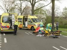 Fietser zwaargewond bij ongeval in Lieshout