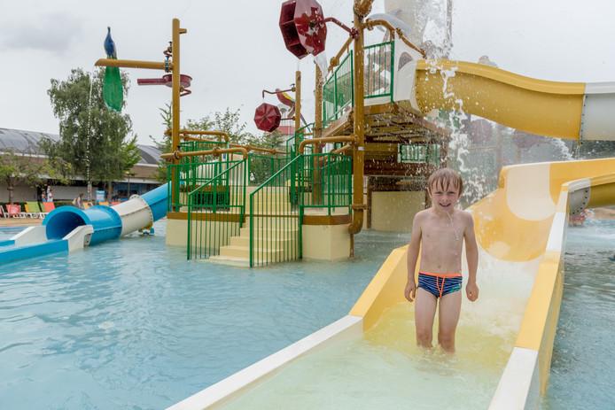 Archiefbeeld van het waterpark