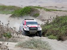 Ten Brinke loopt achterstand op en verliest tweede plek in Dakar-rally