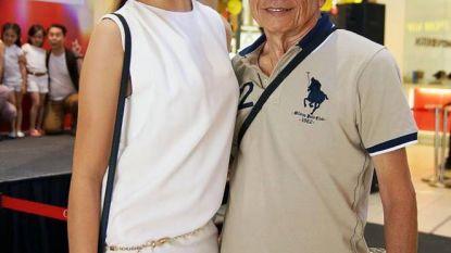 """Opa overleden model Ivana """"Het ging mis toen ze weer bij haar ouders ging wonen"""""""