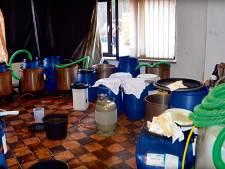 Anonieme beller over dodelijk drugslab in Eksel is bekend bij politie Eindhoven