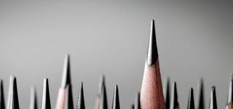 Waarom je bij het ophangen van een lijstje een potlood moet gebruiken