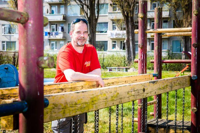 Johan Korteweg was meer dan dertig jaar voorzitter van de Dordtse speeltuin Wielwijk, die vorige week de poort sloot.