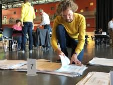 Flevoland heeft het hertellen van 160.000 stemmen achter de rug