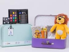 Nieuwe troostkoffers voor kinderen