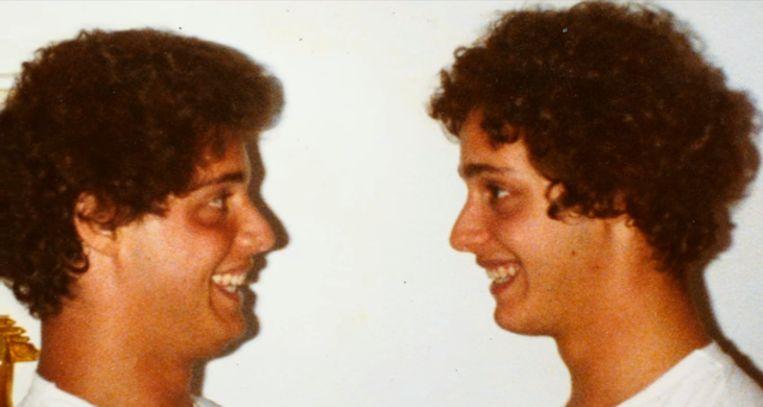 Bobby en Eddy ontmoeten elkaar voor het eerst.