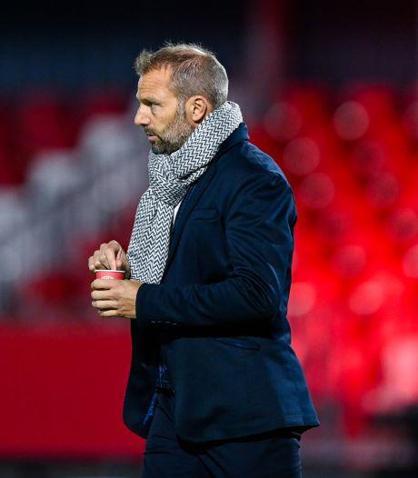 NAC ziet ook nog eens De Rooij en Van Hooijdonk geblesseerd uitvallen: 'Hier hebben we de heren van de KNVB voor gewaarschuwd'