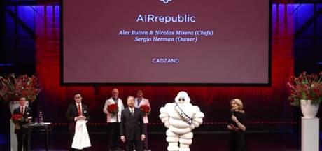 Sergio Hermans AIRrepublic krijgt Michelinster