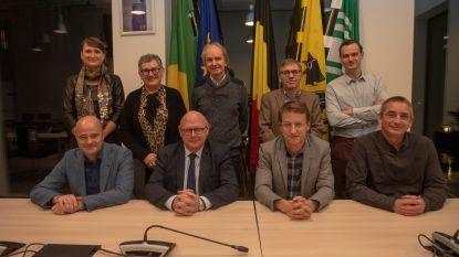 Nieuw schepencollege Wetteren voorgesteld