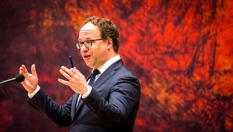 Wouter Koolmees, minister van Sociale Zaken en Werkgelegenheid Beeld anp
