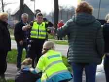 Vrouw gewond geraakt bij oversteken in Waalre