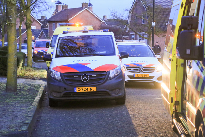 Man bekneld in De Mortel