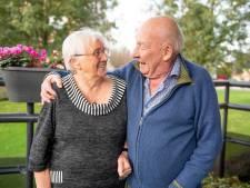 Lies en Tom uit Wierden 60 jaar getrouwd: 'Je moet wel je eigen ding blijven doen'