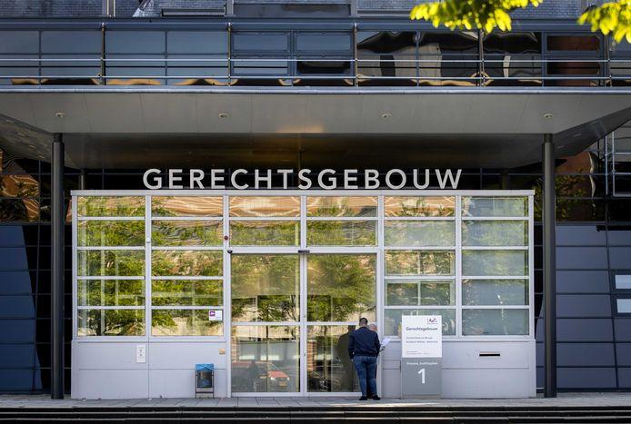 De rechtbank in Utrecht.