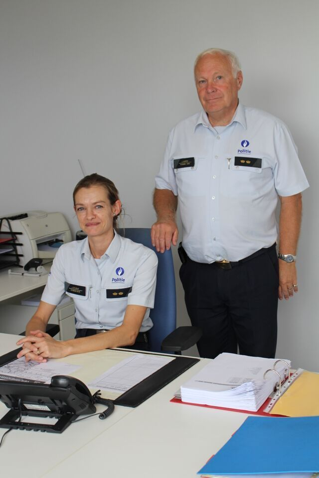 Jana De Wulf wordt de nieuwe commissaris.