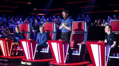 Hoge noten verbluffen de jury en voor het eerst doet er een koppel auditie: dit was het beste uit 'The Voice'