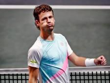 Tennisser Koolhof uitgeschakeld in Dubai