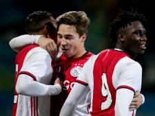 Doelpuntenmachine Jong Ajax vol vertrouwen richting NAC