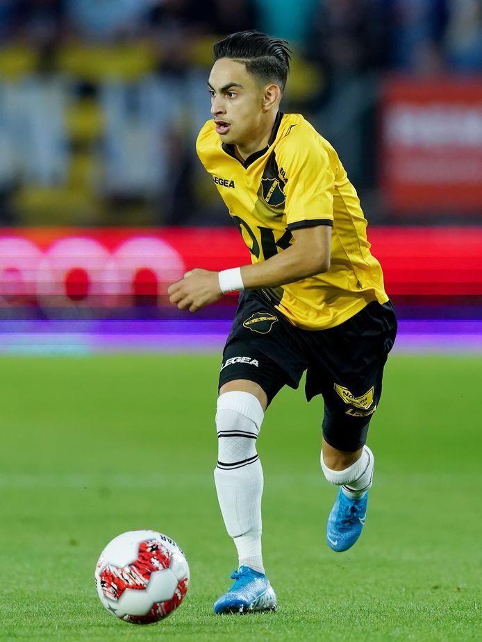 Othmane Boussaid.