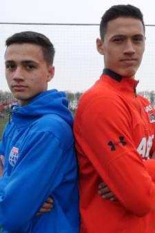 Stiften met Tijjani en Eliano Reijnders: Broedertwist of broederliefde in aanloop naar PEC Zwolle-AZ?